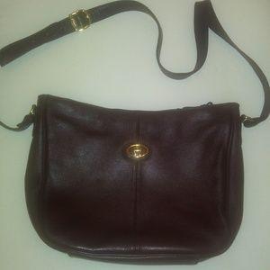 Brownish Purple Etienne Aigner Bag